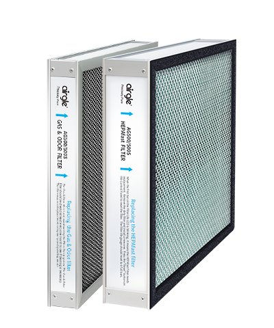 AG500 HEPAfast Filter+Activated Carbon Filter
